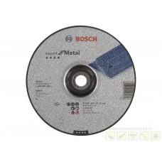 Диск зачистной по металлу BOSCH 230х6.0х22 A30Т BF