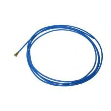Канал тефлоновый 0.8-1.0мм 3-4м (голубой) МТL