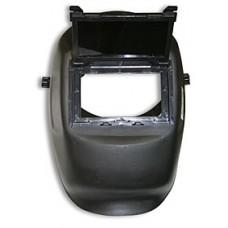 Маска сварщика Щ3 со ступенчатой регулировкой размера с подвижным стеклодержателем