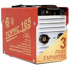Сварочный аппарат (инвертор) ТОРУС 165 МАСТЕР+провода
