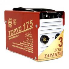 Сварочный аппарат (инвертор) ТОРУС 175 ТЕРМИНАТОР-2+провода