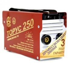 Сварочный аппарат (инвертор) ТОРУС 250 ЭКСТРА