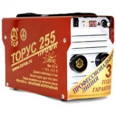 Сварочный аппарат (инвертор) ТОРУС 255 ПРОФИ