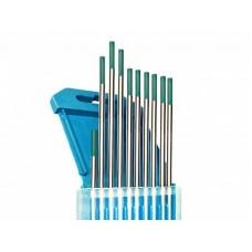 Вольфрамовый электрод WP 2.4х175мм (зеленый) МТL