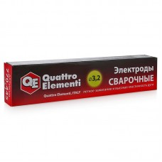 Электроды Quattro Elementi 3.2мм 4.5кг