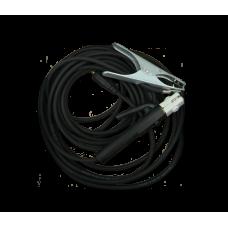 Комплект сварочных кабелей для сварки (1х16, до 250А) 2 метра ЭНАРГИТ
