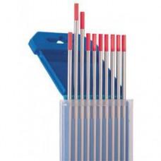 Вольфрамовый электрод WT-20 1.0х175мм (красный) МТL
